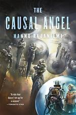 The Causal Angel (Jean le Flambeur), Rajaniemi, Hannu