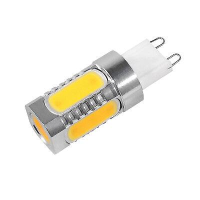 G9 COB LED Leuchtmittel Sockel G9 5 Watt 360 Lumen 2.800 Kelvin Warmweiss