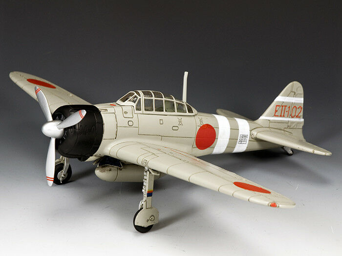 King and Country Imperial Japanese Navy A6M 'Zero' JN046