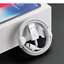 miniature 10 - 3 Pack USB Fast Charging Cable 3/6Ft For iPhone 12 11 8 7 6 Plus XR Charger Cord