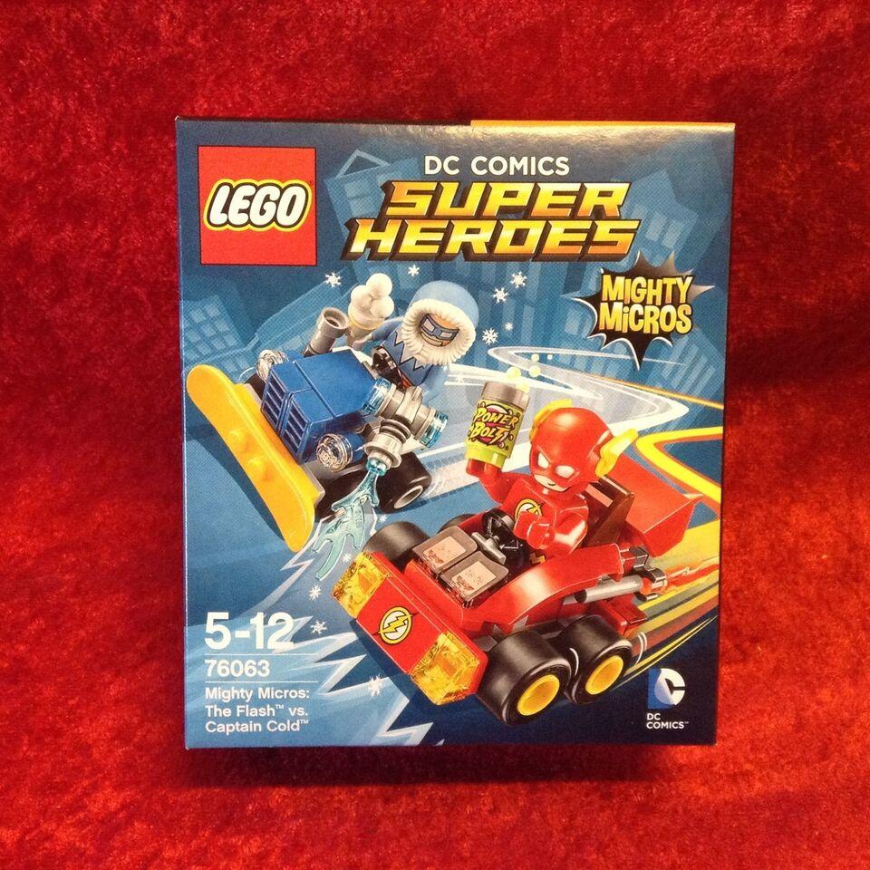 Lego Super heroes, 76063
