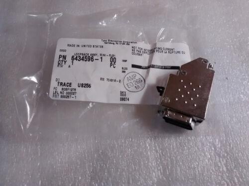 Mini RJ21 Fast Shipping NEW TE Connectivity 6434596-1 Loopbakc Assy