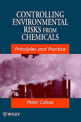 1 of 1 - Controlling Environ Risks from Chemicals: Principles and Practice (Civil Enginee