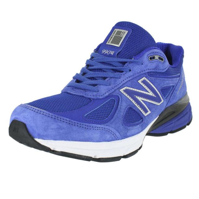 Balance Mens M480v4 Running Shoe Blue 9