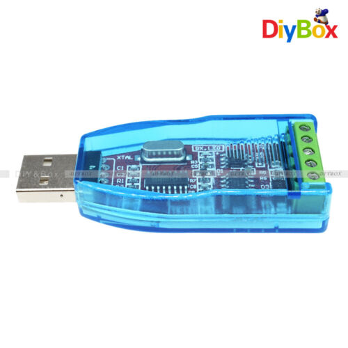USB To RS485 Converter Upgrade Protection RS485 Converter USB 2.0 ABS