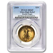 2009 Ultra High Relief Double Eagle MS-69 PCGS - KSU # 55665 - SKU #55665
