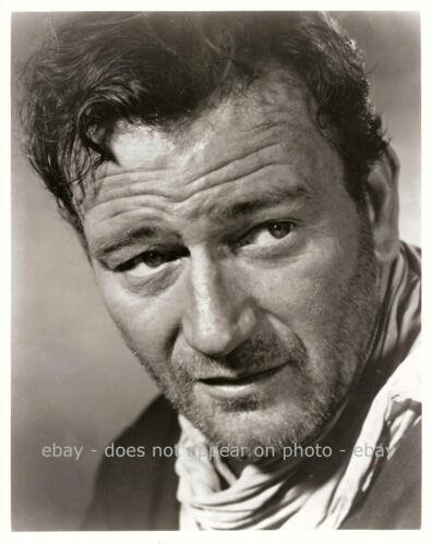 JOHN WAYNE THE DUKE HOLLYWOOD WESTERN MOVIE STAR ACTOR COWBOY 8 X 10 PHOTO