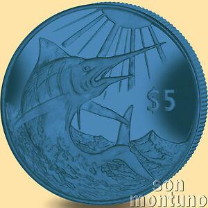 2017-Blue-Marlin-TITANIUM-Coin-in-BOX-COA-British-Virgin-Islands-5-Dollars