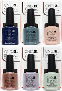 CND-Gel-Polish-25oz-Pick-any-Color-From-GLACIAL-ILLUSION-Holiday-039-17-Shellac