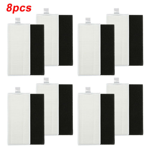 Vaccum Cleaner Replacement Parts For RoboVac 11S//15T//25C//30C Side Brush Filters