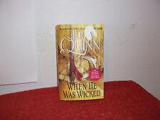 Bridgertons: When He Was Wicked 6 by Julia Quinn (2017, Paperback)
