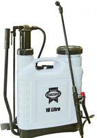 Faithfull SPRAY16AV Pressure Sprayer Knapsack 16L UK POST FREE