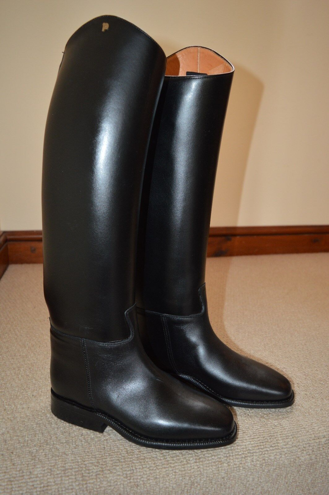Petrie Top Quality Full Boots The Windsor Size 5