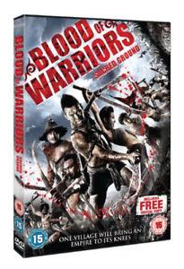 Sangre-De-Warriors-DVD-Nuevo-DVD-MTD5581