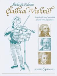 Alarm Classical Violinist Nelson Mooie Glans