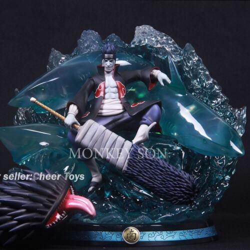 MonkeySon Studio Naruto Akatsuki Hoshigaki Kisame Figures Resin statue Limited