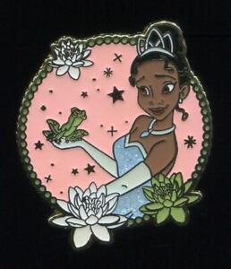 DLP-DLRP-Paris-Princess-Booster-2-Tiana-Disney-Pin-108083