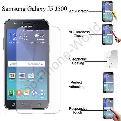 Premium Genuine Tempere Glass Screen Protector Guard For Samsung Galaxy J5 2016