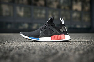 b4c2e8bc5249 Adidas NMD XR1 Primeknit OG Original Core Black Brand New Men Size 8 ...