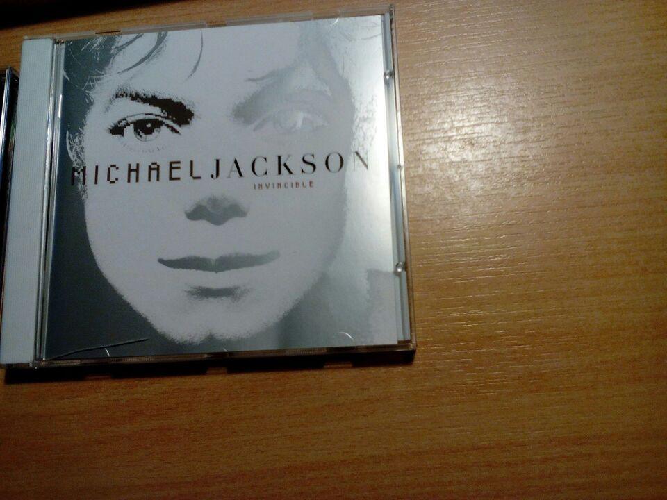 Michael jackson: 2 album, andet