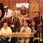 The Big 18 - Legendary Swing Sessions CD