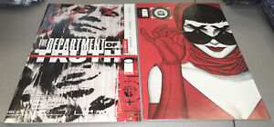 DEPARTMENT OF TRUTH #1 Image 1st PRINT & COVER B VARIANT JAMES TYNION IV