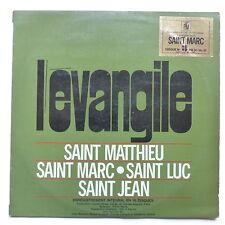 L Evangile Saint Marc Disque n)3   pm 30 mc 31