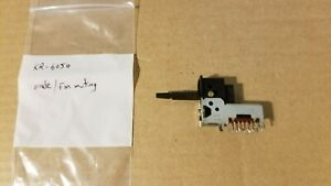 Kenwood KR-6050 receiver Mode/muting switch S33-4023-05