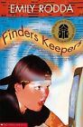 Finder Keepers by Emily Rodda (Paperback, 2001)