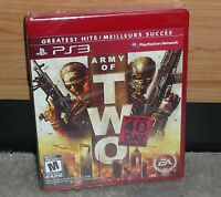 Army Of Two The 40th Day Greatest Hits - Ps3