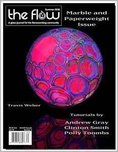 The-Flow-2018-Marble-amp-Paperweight-Issue-Vol-16-Issue-2-SUMMER-2018