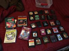 Atari 2600 games LOT OF 26 Working!!!