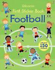 First Sticker Book Football by Sam Taplin (Paperback, 2013)