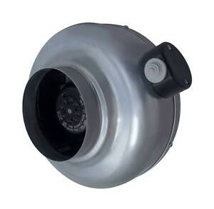 Details about Inline Ducting Extractor Fan Centrifugal Heavy Duty  Industrial Exhaust Fan VP