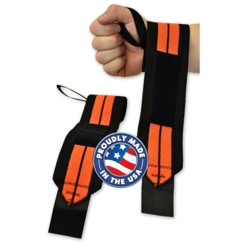 IPF Approved Titan RPM Wrist Wraps