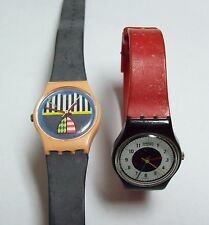 Pair SWATCH Ladies Watches