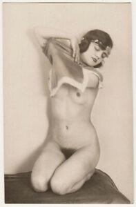 SUPERB-Original-vintage-1920s-Austrian-nude