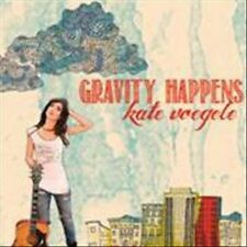 VOEGELE, KATE-GRAVITY HAPPENS(LTD DLX)  CD NEW