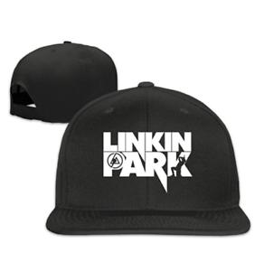 a935ec8342d2 Image is loading Chester-Bennington-Linkin-Park-Logo-Baseball-Snapback-Hat-