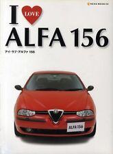 USED I Love Alfa 156 book Alfa Romeo GTA Twin Spark V6 photo detail Good