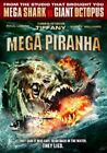 Mega Piranha 5055002555404 DVD Region 2
