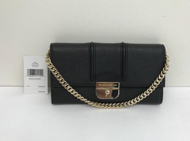 Buy Kate Spade Milou Wlru2807 Sunset Lane Black Leather Evening ... edeca61e6