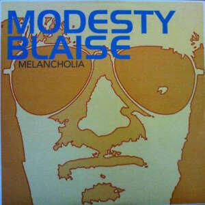 Modesty-Blaise-Melancholia-2xLP-Ltd-Num-cl-Vinyl-Schallplatte-163561