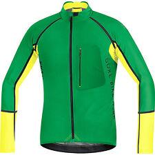 Gore Bike Wear Alp-X Pro Windstopper Soft Shell Zip Off Jacket Large