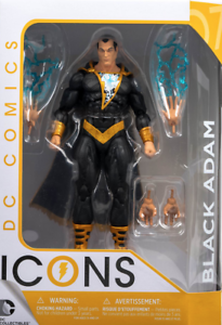 DC Icons Series Black Adam Forever Evil Action Figure #7