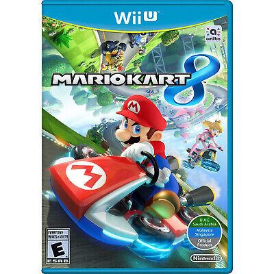 Mario Kart 8 Wii U 2014 For Sale Online Ebay