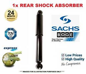 1x-Sachs-Posteriore-Ammortizzatore-per-Audi-A5-Sportback-2-0-TFSI-Quattro