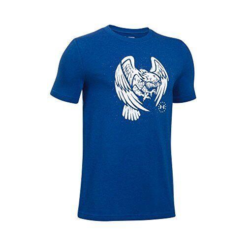 Under Armour Apparel Armor Boys Freedom Eagle T-Shirt Youth Pick SZ//Color.