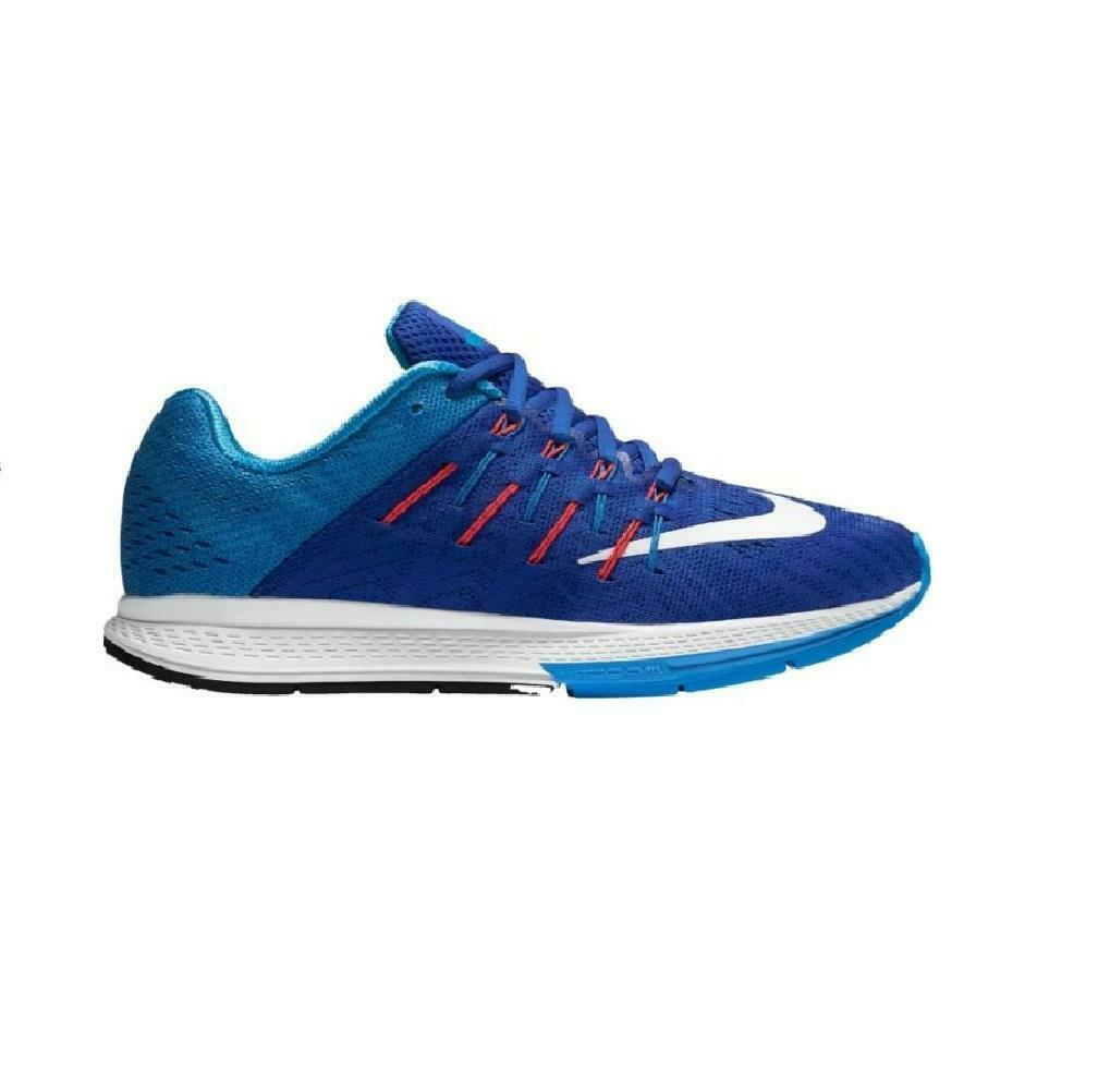 Womens NIKE AIR ZOOM ELITE 8 bluee Trainers 748589 404