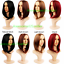 Bob-Women-Fashion-Cosplay-Costume-Party-Hair-Anime-Wigs-Short-Full-Hair-Wig-NEW thumbnail 7